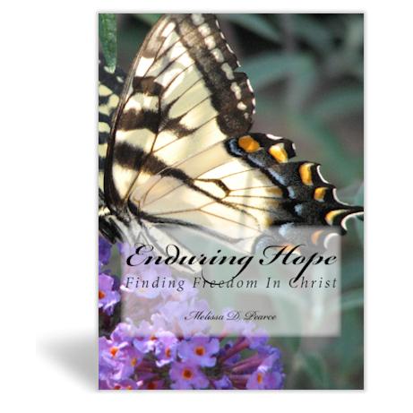 Enduiring Hope - Finding Freedom in Christ - By Rev. Melissa PearceBook