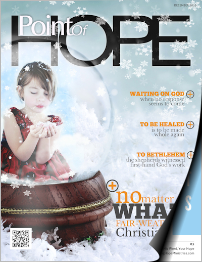 Point Of Hope Magazine - Issue #36 - December 2016