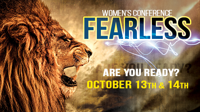 Fearless Women's Conference - Enduring Hope Ministries