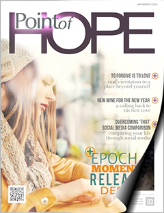 Point of Hope Magazine Issue 37 - Enduring Hope Ministries