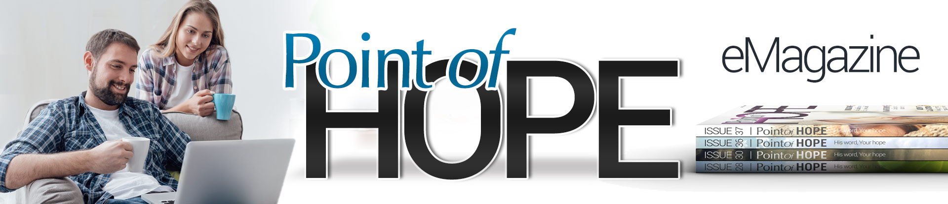 Enduring Hope Ministries - Point of Hope Magazine