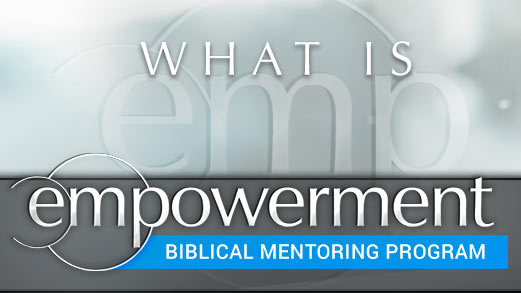 Enduring Hope Ministries - Empowerment - Online Biblical Mentoring Program