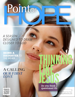 Point Of Hope Magazine Issue 25 - Enduring Hope Ministries