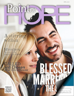 Point Of Hope Magazine Issue 28 - Enduring Hope Ministries