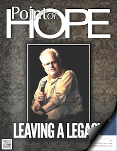 Point Of Hope Magazine Issue 31 - Enduring Hope Ministries