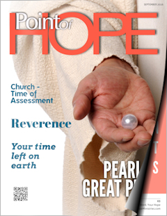Point Of Hope Magazine Issue 33 - Enduring Hope Ministries