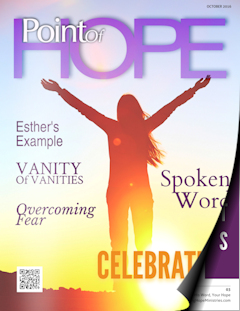 Point Of Hope Magazine Issue 34 - Enduring Hope Ministries
