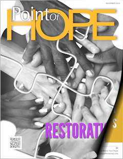 Point Of Hope Magazine Issue 35 - Enduring Hope Ministries
