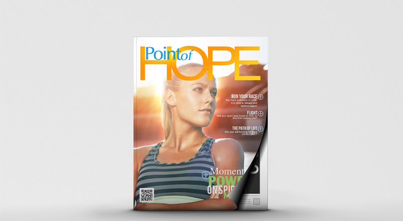 Point of Hope Magazine - Issue 39 Enduring Hope Ministries