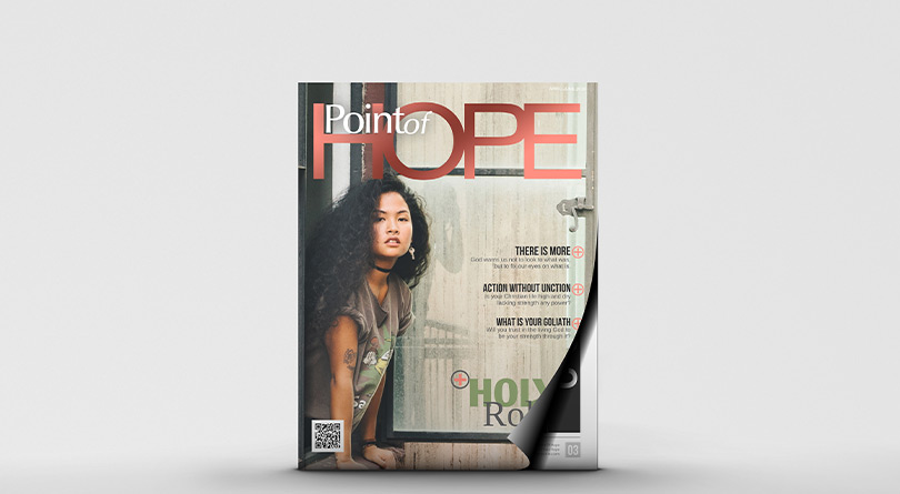 Point of Hope Magazine - Issue 40 Enduring Hope Ministries