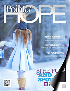 Point of Hope Magazine - Issue 41 Enduring Hope Ministries